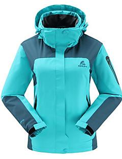 Hiking Softshell Jacket / Windbreakers / Tops Women's Waterproof / Thermal / Warm / Windproof Spring / Summer / Fall/Autumn / Winter