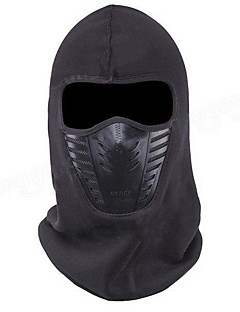 Men Women Winter Neck Face Mask Unisex Thermal Fleece CS Hat Ski Hood Helmet Caps 1PC