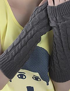 נשים פוליאסטר מרפק חצי אצבע, חורף מזדמן אקארד