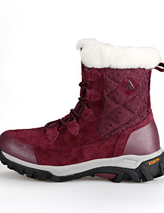 Women's Snow sports Mid-Calf Boots Winter Anti-Slip / Waterproof / Breathable Shoes Purple / Brown / Rose Pink