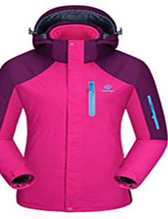 Sports Ski Wear Tops Women's Winter Wear Winter Clothing Waterproof / Breathable / Thermal / Warm / Windproof / WearableSkiing / Skating