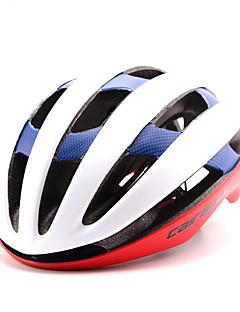 ספורטיבי יוניסקס אופניים קסדה 23 פתחי אוורור רכיבת אופניים רכיבה על אופניים / רכיבה על אופני הרים / רכיבה בכביש / רכיבת פנאימידה אחת One