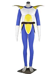 Inspirovaný Dragon Ball Cosplay Anime Cosplay kostýmy Cosplay šaty Jednobarevné Vesta / Leotard / Rukavice / Ocas / Více doplňků