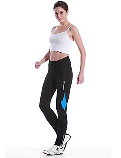 MYSENLAN® מכנסי רכיבה לנשים נושם / ייבוש מהיר / עמיד אולטרה סגול / חדירות גבוהה לאוויר (מעל 15,000 גרם) / רצועות מחזירי אור / 3D לוח