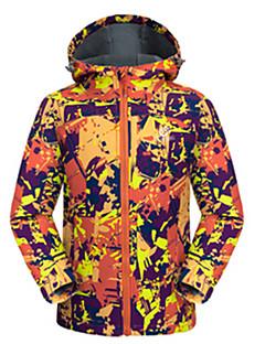 Sport Skitøj Toppe Børn Vintertøj Vintertøj Vandtæt / Åndbart / Hold Varm / Vindtæt / PåføreligSki / Skøjtning / Vildmark / Snowboarding
