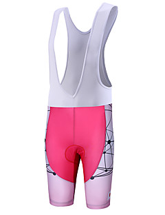 Sports QKI Japan Cycling Bib Shorts Men's Breathable / Quick Dry / Anatomic Design / Wearable / 3D Pad / Sweat-wicking Bike Bib ShortsPolyester