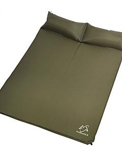 Breathability Picnic Pad Army Green / Sky blue Camping PVC