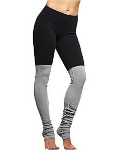 Women's Running Bottoms Breathable Summer Yoga Running Cotton Slim Outdoor clothing Athleisure Black Blue Dark Pink Classic
