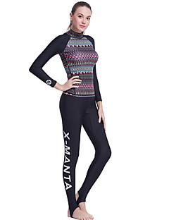 Femme 1mm Combinaison de plongée Combinaison  IntégraleEtanche Garder au chaud Séchage rapide Résistant aux ultraviolets Vestimentaire