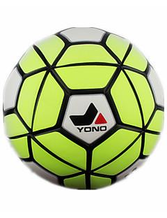 Høy Elastisitet Holdbar-Fotball(Gul Hvit,PU)