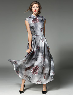 Maxlindy Women's Going out / Party/Cocktail / Holiday Vintage / Street chic /Swing Dress