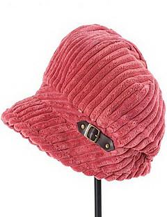 כובע דלי יוניסקס וינטאג',צמר חורף