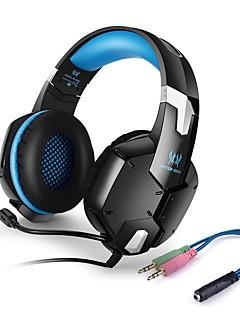 KOTION KAŽDÝ G1200 Sluchátka (na hlavu)ForMobilní telefon PočítačWiths mikrofonem ovládání hlasitosti Hraní her rušení šumu