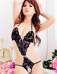 SKLV Women's Lace Lingerie/Matching Bralettes/Ultra Sexy Nightwear