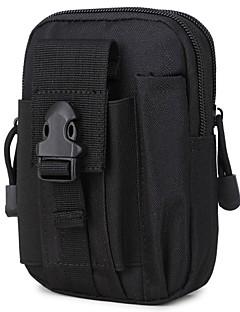 3 L Others Waist Bag/Waistpack Hunting Climbing Camping & Hiking Waterproof Wearable Multifunctional Phone/Iphone Nylon HiUmi