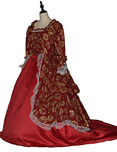 Steampunk® Women's Prom Gothic Brocade Marie Antoinette Gown Victorian Ball Gown