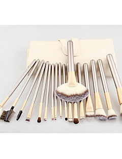 Makeup Brushing Brush Set 18 Pcs Soft Synthetic Professional Cosmetic Makeup Foundation Powder Blush Eyeliner Brushes