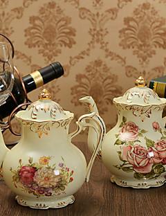 Noviteit drinkgerei Theekoppen Wijnglazen Waterflessen Koffiebekers Thee & Dranken 1 PC Keramiek, -  Hoge kwaliteit