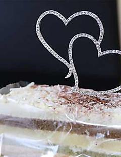 デコレーションツール ハート ケーキのための メタル 高品質