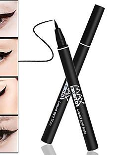 Eyeliners Blyant Selvbrunere og bronzere Sort Fade Øjne 1