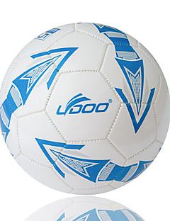 Høy Elastisitet Holdbar-Fotball(Hvit,PU)