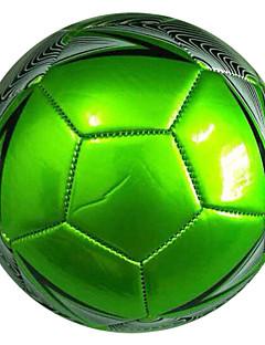 Høy Elastisitet Holdbar-Fotball(Gul Grønn Grå,Lær)