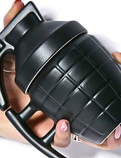 Novelty Pahare, 280 ml BPA Ceramică Textilă Culoarea pielii Lapte Căni de Cafea Termos