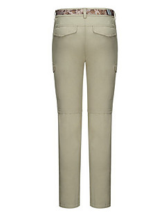 Women's Bottoms Leisure Sports Quick Dry Spring Summer Fall/Autumn Red Light Beige Army GreenM L XL