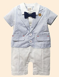 Boy Casual/Daily Solid Sets,Rayon Summer Long Sleeve Clothing Set