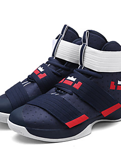 Bărbați Adidași de Atletism Confortabili Țesătură Primăvară Vară Toamnă De Atletism Basket Confortabili Dantelă Bandă Magică Toc Plat