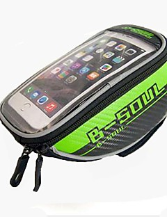 Mountain Road Bike Chartered Bag  Mobile Phone Touchscreen Package First Package Random Color