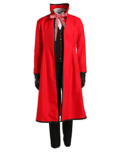 Black Butler Death Grell Sutcliff Cosplay Costume
