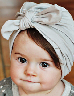 Kid's Cute Baby Cotton Knitting Turban Hat