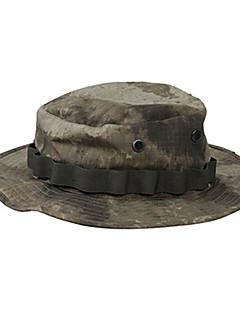 terylene protetora / camuflagem wearproof boné de caça unisex