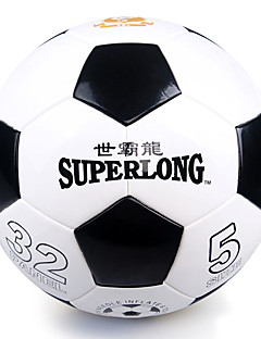 Høy Elastisitet Holdbar-Fotball(Hvit Svart,PU)