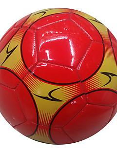 Soccers-Wysoka elastyczność Trwały(Czerwony,PU)