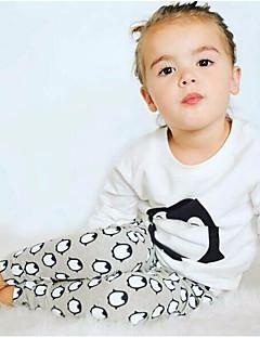 bébé Unisexe Décontracté / Quotidien Imprimé Ensemble de Vêtements,Dessin Animé Toutes les Saisons Printemps Automne