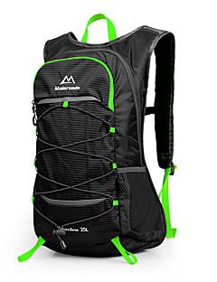 Twenty five L Cyklistika Backpack Travel Organizer batoh Outdoor a turistika cestování Cyklistika OutdoorVoděodolný Voděodolný zip