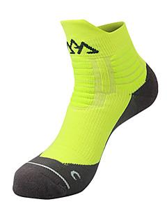 לנשים לגברים גרביים מחנאות וטיולים טיפוס כושר גופני מירוץ ריצה נושם שמור על חום הגוף חיכוך נמוך נוחS M L