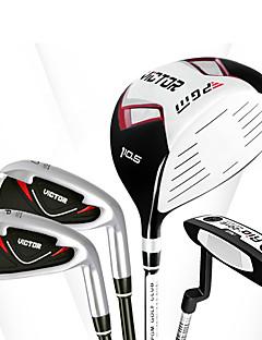 clubes de golfe conjuntos de golfe para iniciantes mengolf caso durável incluída liga