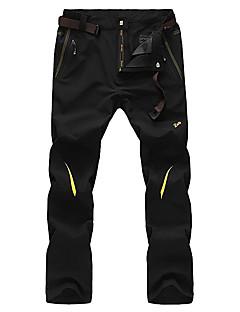 Calças Elásticas para Ciclismo Homens Moto Meia-calça Calças Prova-de-Água Térmico/Quente A Prova de Vento Respirável Materiais Leves