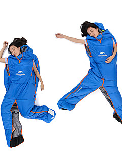 Almofada de Dormir Para Vestir Solteiro (L150 cm x C200 cm) - Algodão T/C 210X50 Equitação Campismo Viajar ExteriorÁ Prova de Humidade