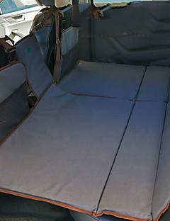 Szürke autó Matrac Dupla(136*90*3cm)Pamut Hordozható Kényelmes Állítható Biztonsági sárvédő