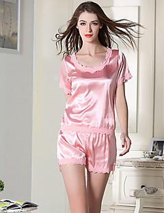 Pijama Seda Sintética