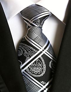 11 Kinds Men's Casual Business Jacquard Tie Necktie Polyester Silk
