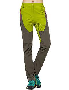 לנשים מכנסיים מחנאות וטיולים דיג אזור נידח נושם ייבוש מהיר עמיד לביש אביב קיץ