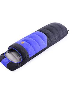 שק שינה שק שינה מלבני יחיד -35-25- פלומת ברווזX80 קמפינג חוץ שמור על חום הגוף