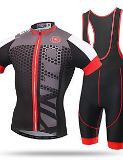 Xintown® cyklistické dresy bryndy šortky pánské kolo pro tým prodyšné bib-šortky