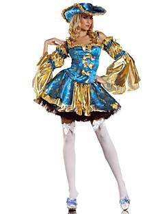 Costumi Cosplay Costumi da pirata Feste/vacanze Costumi Halloween Di tendenza Calzamaglia/Pigiama intero Cappelli Halloween Carnevale