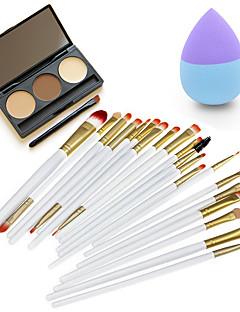 1 Crayons à Sourcils Houppette/Eponge Pinceaux de Maquillage Sec Visage Yeux Autre Chine